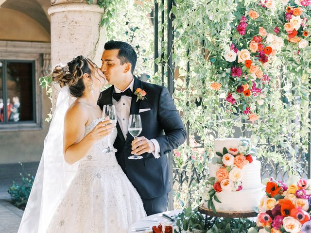 Marcus and Kimmie's Wedding in Gilbert, Arizona 22
