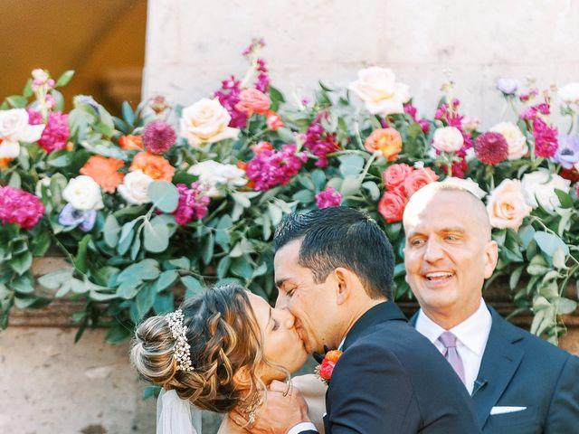 Marcus and Kimmie's Wedding in Gilbert, Arizona 26