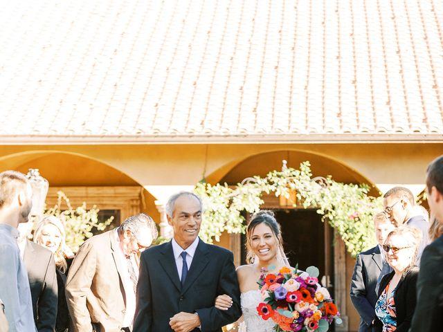 Marcus and Kimmie's Wedding in Gilbert, Arizona 29