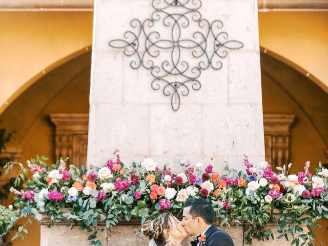 Marcus and Kimmie's Wedding in Gilbert, Arizona 37