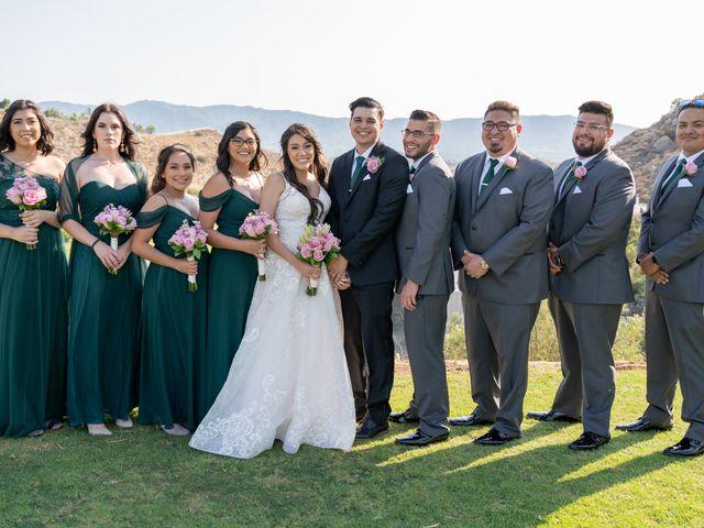 Kristel and Edgardo's Wedding in Norco, California 12