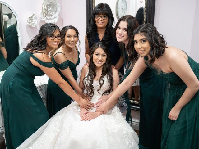 Kristel and Edgardo's Wedding in Norco, California 17