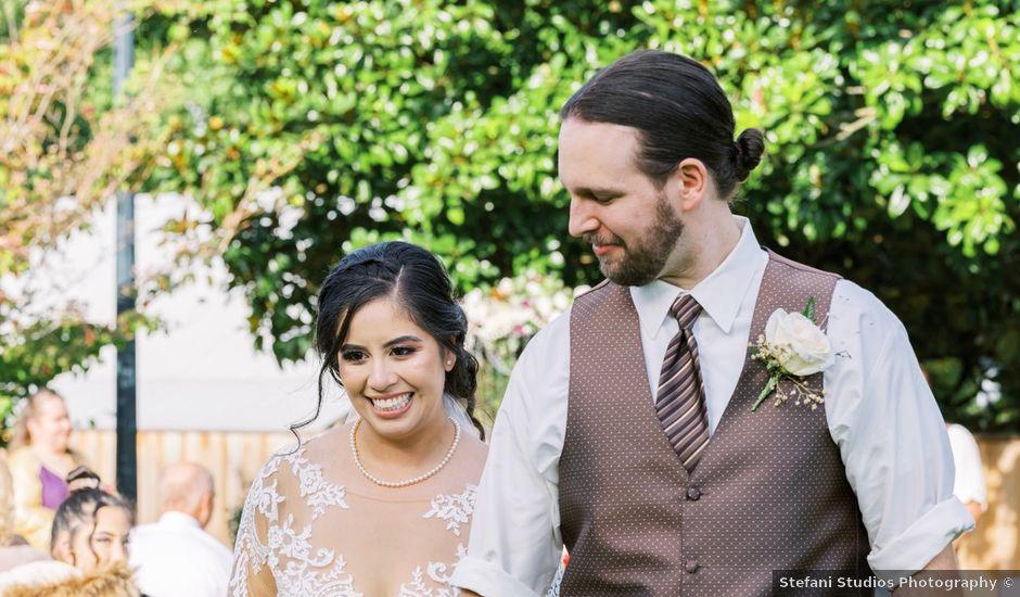 Kyle and Adriana's Wedding in Hillsboro, Oregon