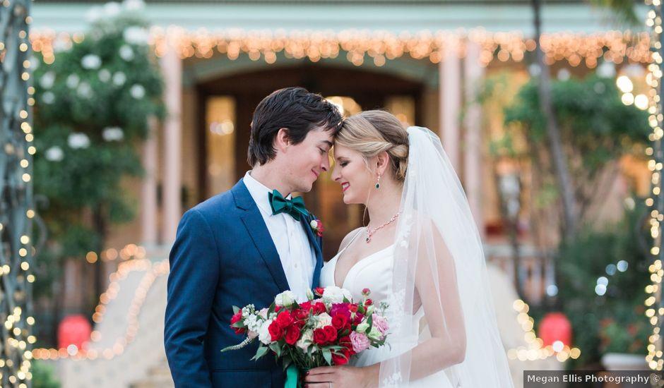 Matthew and Madeleine's Wedding in Key West, Florida