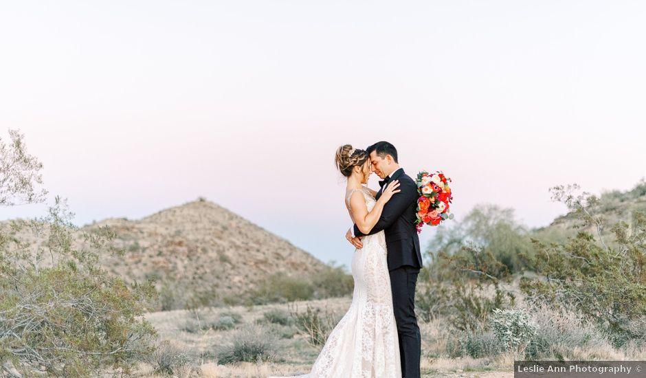 Marcus and Kimmie's Wedding in Gilbert, Arizona