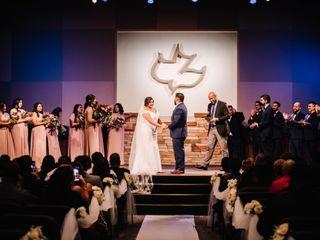 The wedding of Ilene and Omar 1