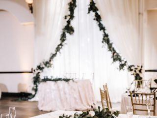 The wedding of Ilene and Omar 2