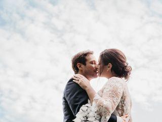 The wedding of Katie and Dan