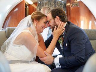 The wedding of Kathleen  and Joshua 1
