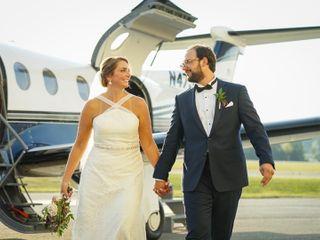 The wedding of Kathleen  and Joshua
