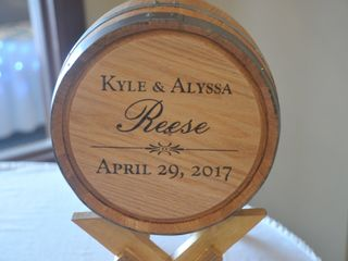 The wedding of Alyssa and Kyle 3