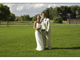 The wedding of Matt and Chris