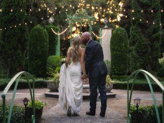 The wedding of Anastasia and Nick