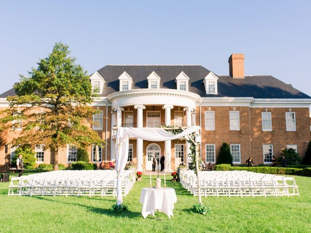 Michael and Katrina's Wedding in Ijamsville, District of Columbia 2