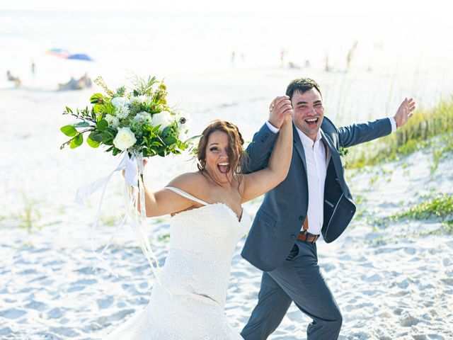 The wedding of Lindi and Tommy