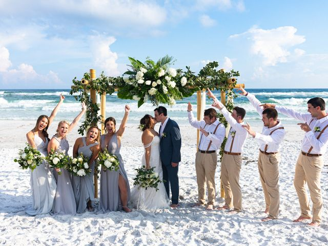 Tommy and Lindi's Wedding in Destin, Florida 1