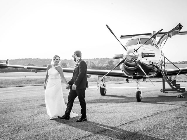 Joshua and Kathleen 's Wedding in Westminster, Maryland 4