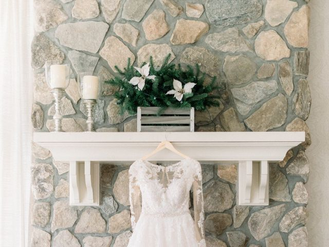 Joe and Kelly's Wedding in Franklin Lakes, New Jersey 9
