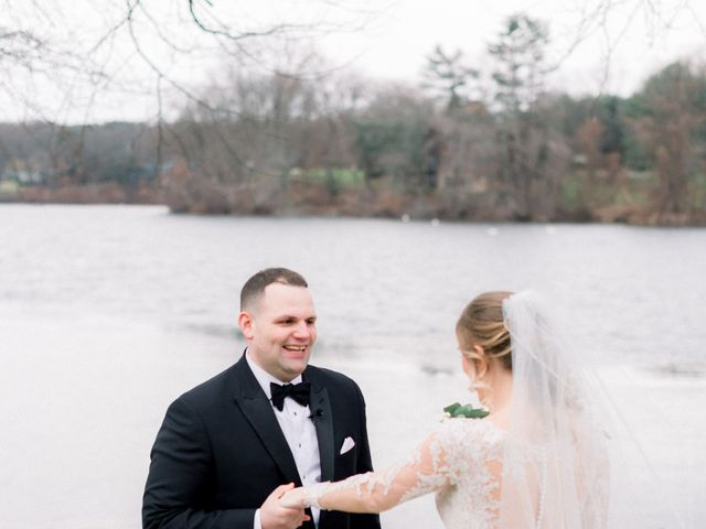 Joe and Kelly's Wedding in Franklin Lakes, New Jersey 41