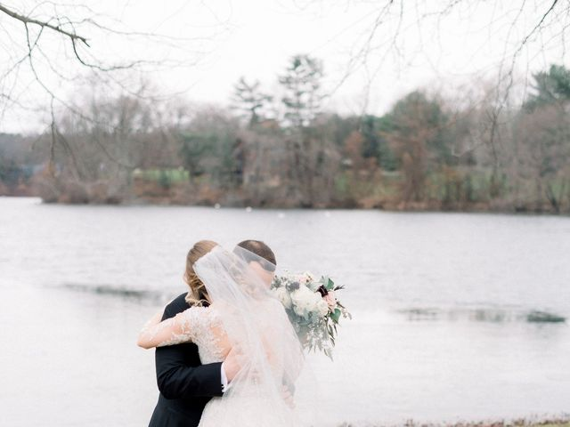 Joe and Kelly's Wedding in Franklin Lakes, New Jersey 42