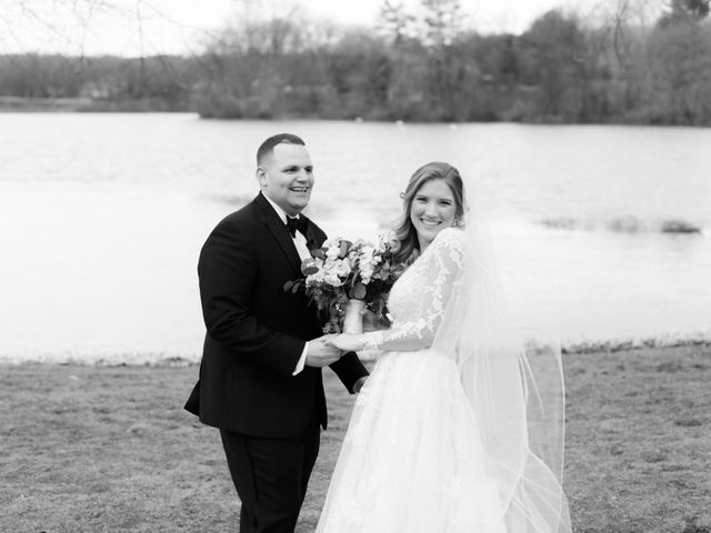 Joe and Kelly's Wedding in Franklin Lakes, New Jersey 43