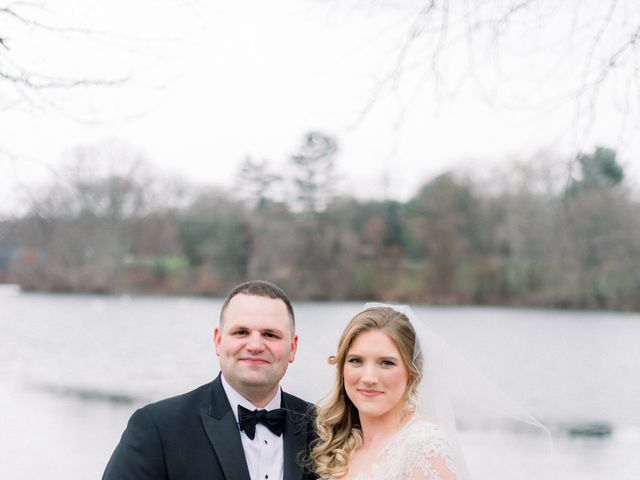 Joe and Kelly's Wedding in Franklin Lakes, New Jersey 44