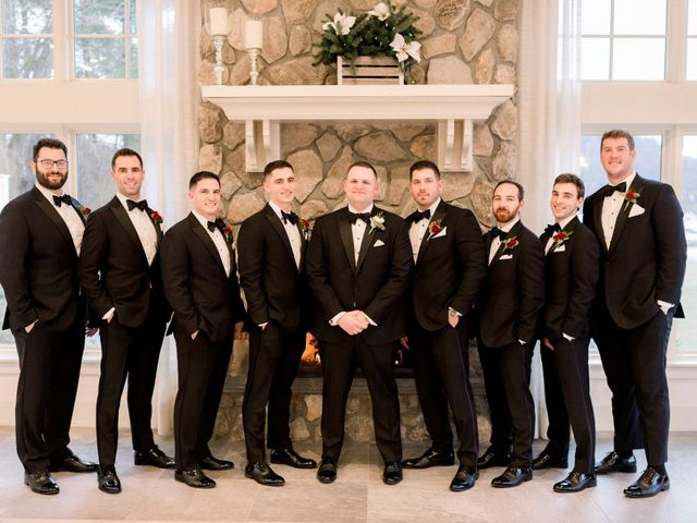 Joe and Kelly's Wedding in Franklin Lakes, New Jersey 57