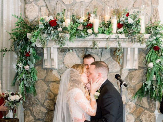 Joe and Kelly's Wedding in Franklin Lakes, New Jersey 60