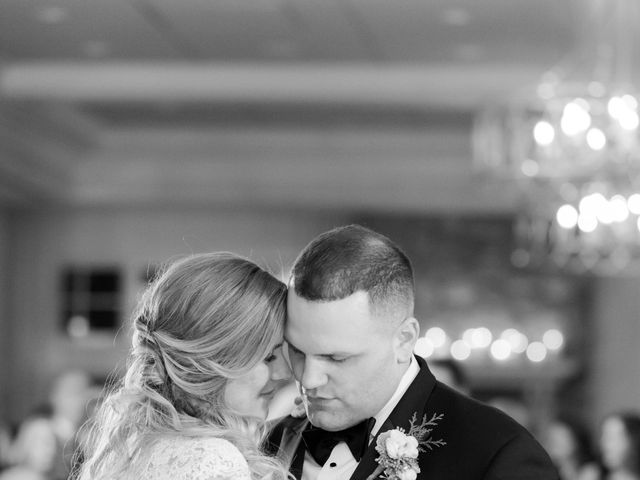 Joe and Kelly's Wedding in Franklin Lakes, New Jersey 80