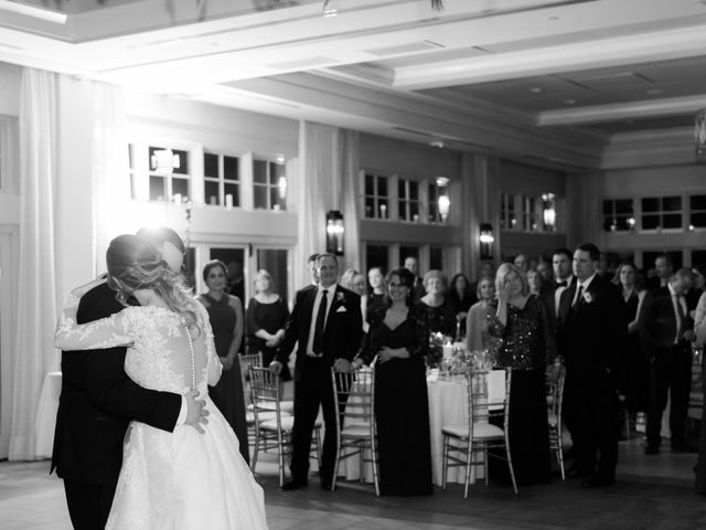 Joe and Kelly's Wedding in Franklin Lakes, New Jersey 81