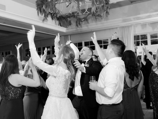 Joe and Kelly's Wedding in Franklin Lakes, New Jersey 86
