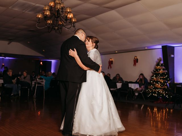 Justin and Amanda's Wedding in Luxemburg, Wisconsin 1