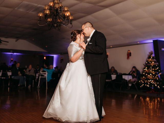 Justin and Amanda's Wedding in Luxemburg, Wisconsin 2