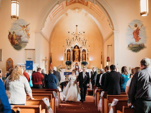 Justin and Amanda's Wedding in Luxemburg, Wisconsin 17