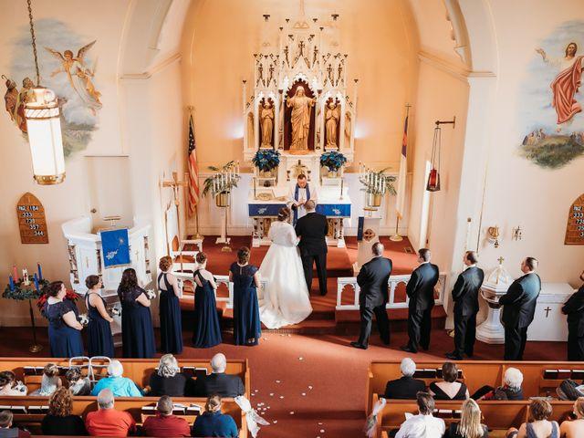 Justin and Amanda's Wedding in Luxemburg, Wisconsin 21