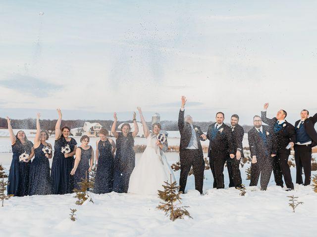 Justin and Amanda's Wedding in Luxemburg, Wisconsin 23