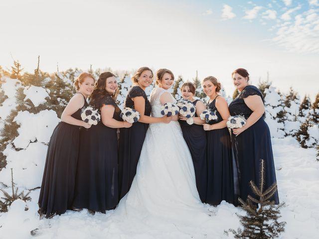 Justin and Amanda's Wedding in Luxemburg, Wisconsin 27
