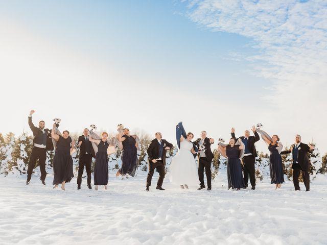 Justin and Amanda's Wedding in Luxemburg, Wisconsin 29