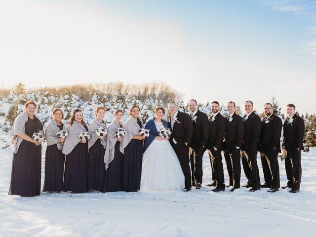 Justin and Amanda's Wedding in Luxemburg, Wisconsin 30