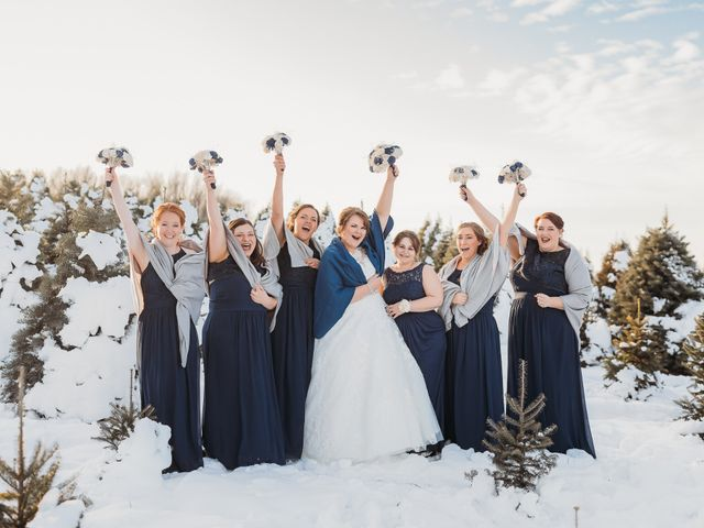 Justin and Amanda's Wedding in Luxemburg, Wisconsin 35