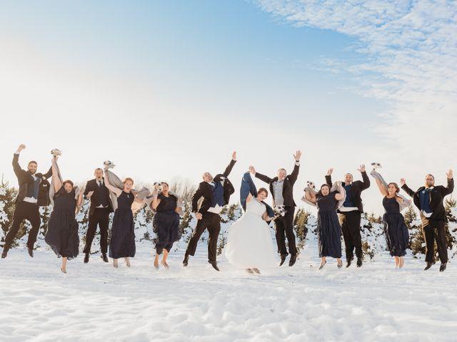 Justin and Amanda's Wedding in Luxemburg, Wisconsin 37