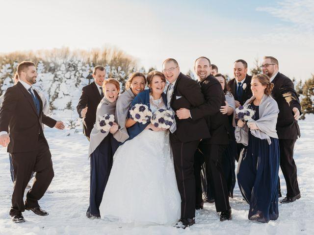 Justin and Amanda's Wedding in Luxemburg, Wisconsin 38