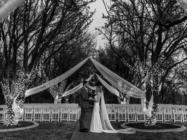 Peter and Tara's Wedding in Las Vegas, Nevada 7