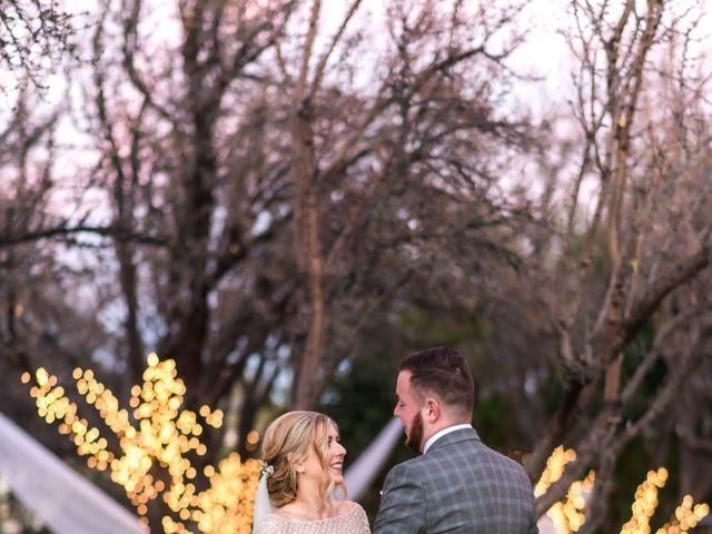 Peter and Tara's Wedding in Las Vegas, Nevada 17