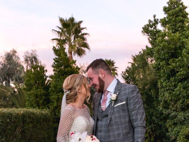 Peter and Tara's Wedding in Las Vegas, Nevada 18