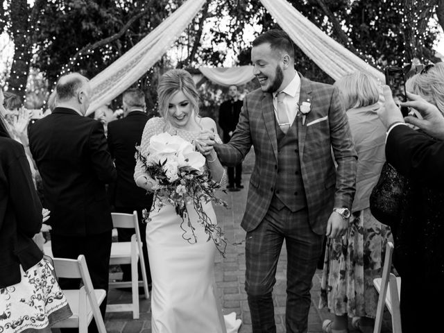 Peter and Tara's Wedding in Las Vegas, Nevada 25