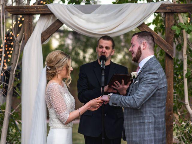 Peter and Tara's Wedding in Las Vegas, Nevada 34