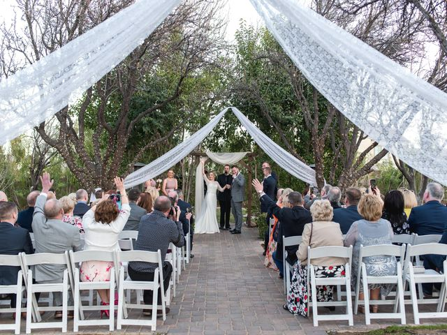 Peter and Tara's Wedding in Las Vegas, Nevada 39