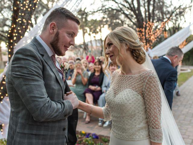 Peter and Tara's Wedding in Las Vegas, Nevada 41