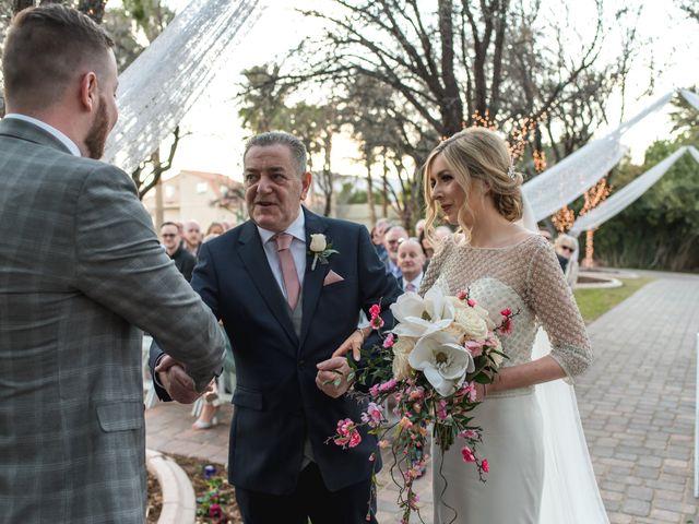 Peter and Tara's Wedding in Las Vegas, Nevada 43
